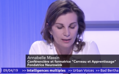 """Interview plateau sur Télénantes (chaîne 26) – Emission """"La Quotidienne"""" présentée par Adrien GODET."""